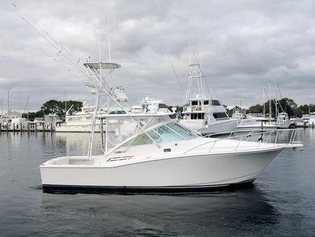 2002 Cabo Yachts 31 Express