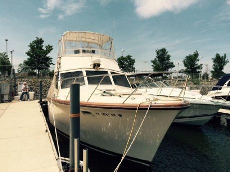 1975 Egg Harbor 40 Sportfish (SRG)