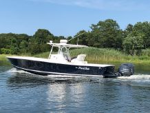 2014 Regulator 34CC w/ Yamaha Helm Master