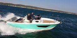 2018 Focus Motor Yachts SUN