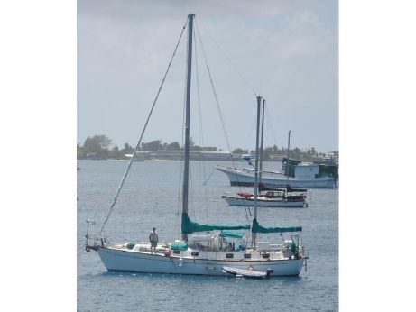 1984 Morgan 462 Ketch