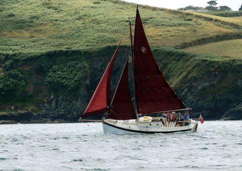 1999 Cornish Crabber 22