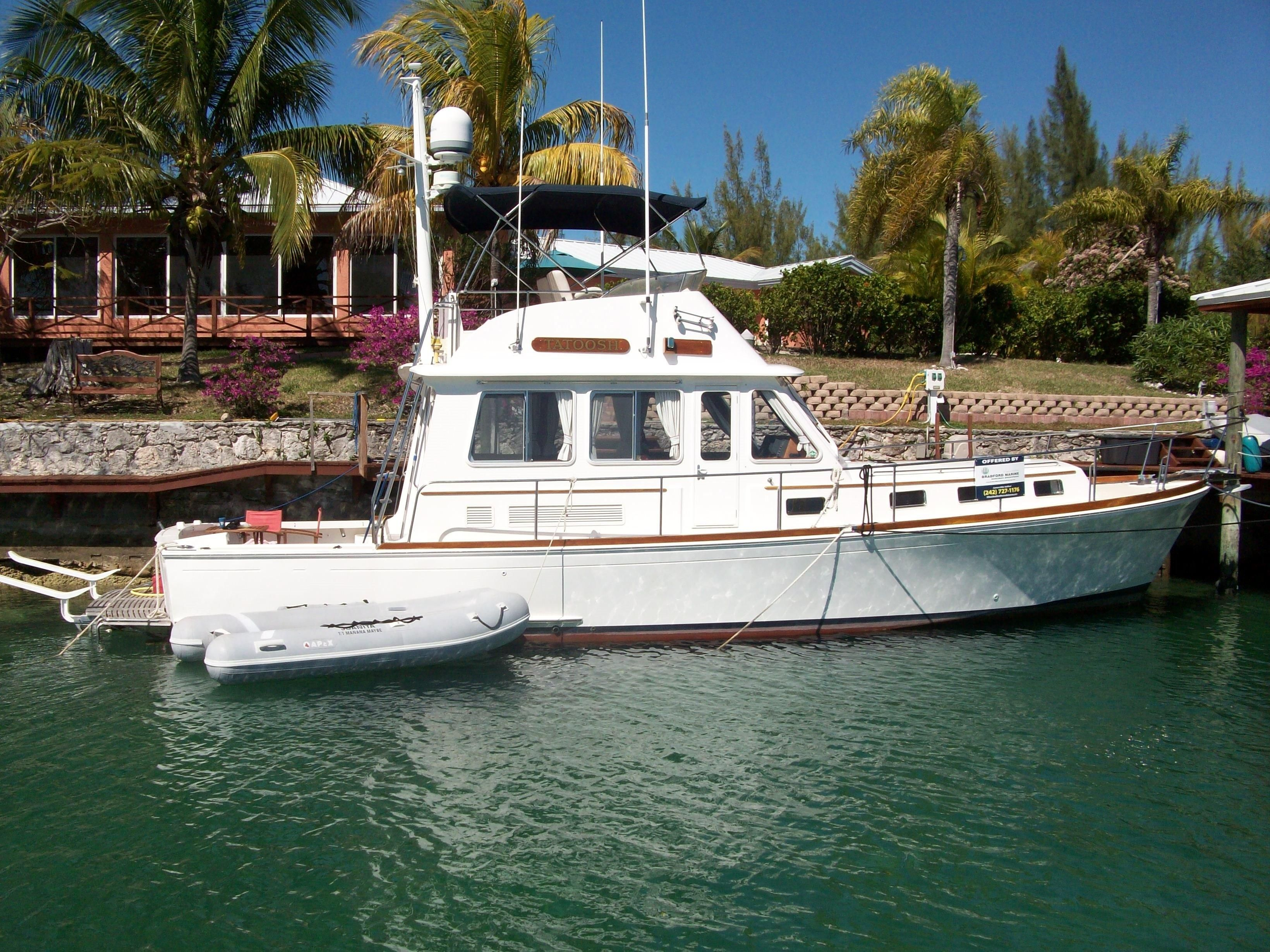 1998 Grand Banks Eastbay Eastbay Power Boat For Sale Www