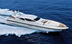2005 Overmarine 130' Mangusta