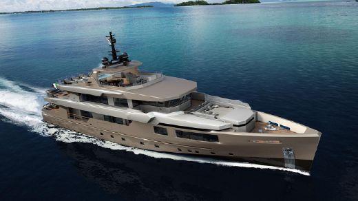 2013 Admiral Impero 40
