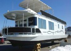 2007 Skipperliner Aluminum Houseboat