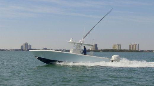 2009 Sea Vee 34 CC