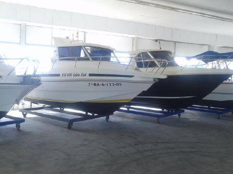 2005 Rio 600 Cabin Fish