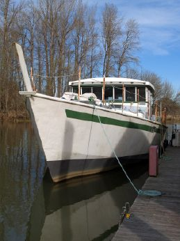 2005 Nils Lucander Steel Pilothouse