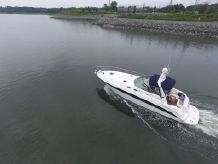 "2003 Sea Ray 38 Sundancer ""Diesel & Lift & Sat"""
