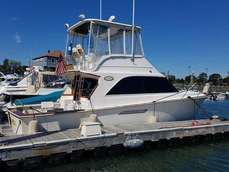 1990 Ocean Yacht 38 SS