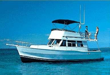 1998 Mainship 350 Trawler