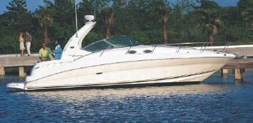 2003 Sea Ray 320 Sundancer - TRADE BOAT