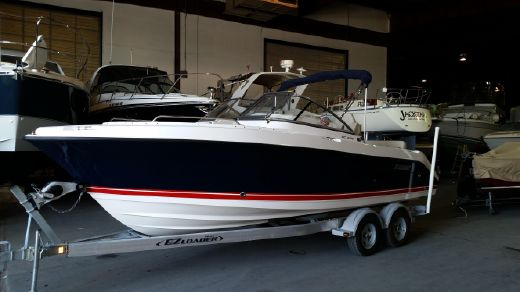 2015 Pursuit DC 235 Dual Console