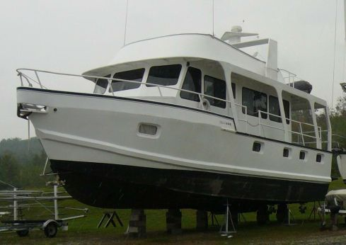 1997 Lotus 52' Steel Trawler