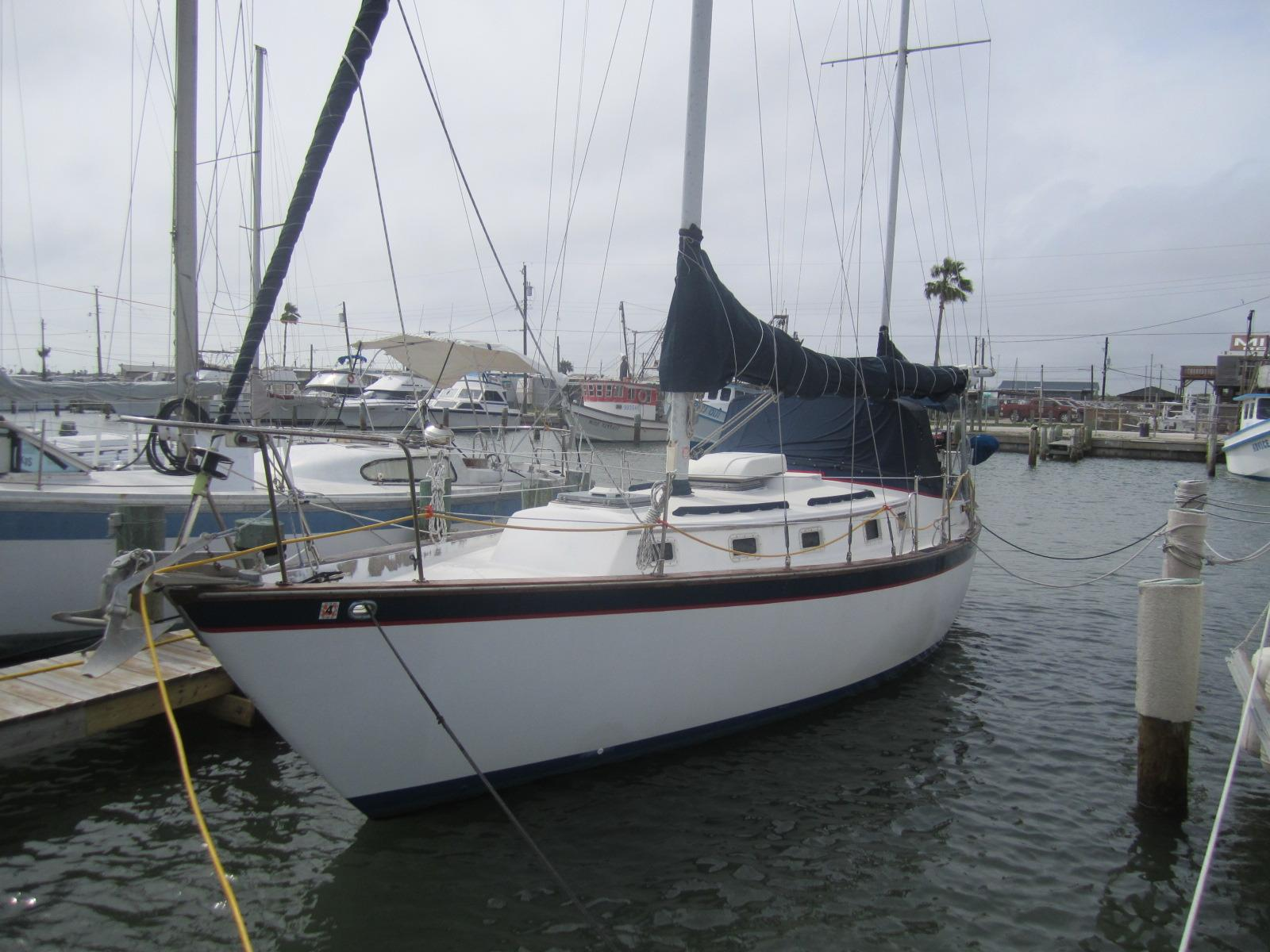 Aransas Pass (TX) United States  City new picture : 1981 Endeavour Ketch Vela Barca in vendita www.yachtworld.it
