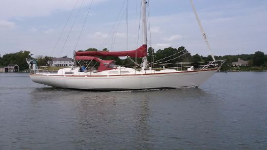 1973 Bowman 46 Sloop