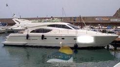 2005 Ferretti Yachts 530