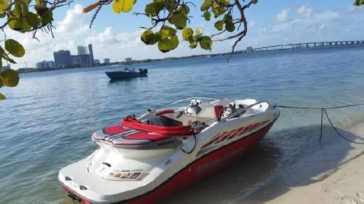 2007 Sea-Doo 200 Speedster