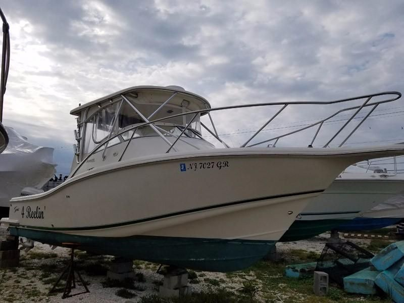 2002 Scout Abaco 280 Power Boat For Sale Www Yachtworld Com