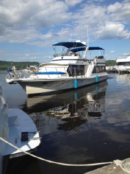 1988 Bluewater Yachts Coastal Cruiser 51