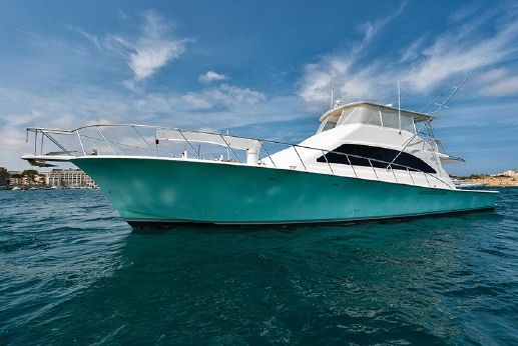 2009 Ocean Yachts 73 Super Sport