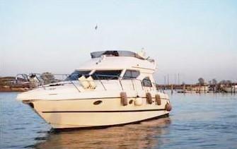 2005 Cranchi Yachts Cranchi 40 Atlantique