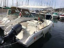 2002 Pacific Craft 630 open