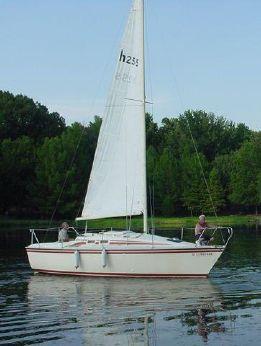 1984 Hunter 25.5