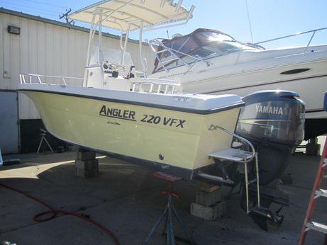 2006 Angler 220 VFX