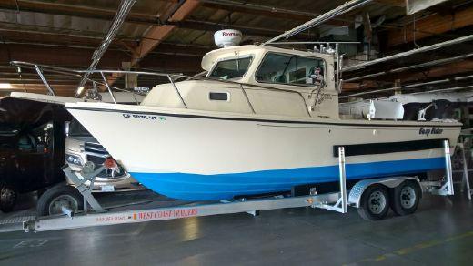 2012 Parker 2520 XLD Sport Cabin