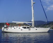 1995 Oyster 485 Deck Saloon