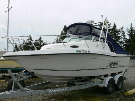 2001 Reinell 220 SF