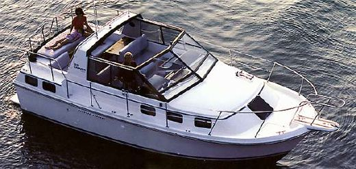1988 Carver Riviera