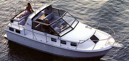 1983 Carver 28 Riviera