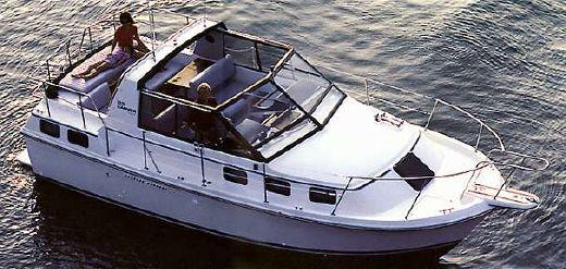 1989 Carver 28 Riviera