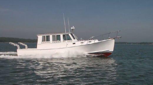 1994 Holland 38 Lobster Yacht