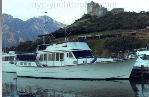2000 Hampton Trawler 50