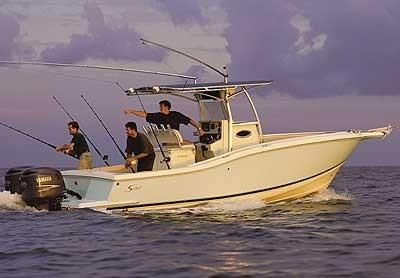 2003 Scout Boats 280 Sportfish