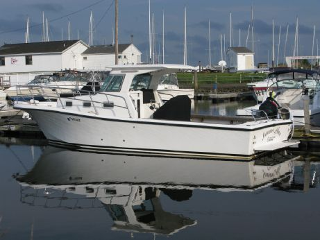 2003 True World Marine TE286