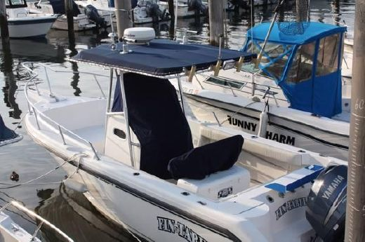 1999 Boston Whaler 23 Outrage CC