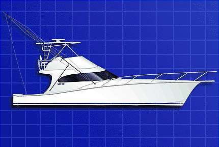 2000 Luhrs Tournament 500 Convertible