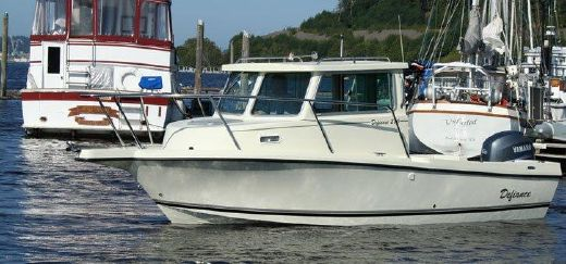 2015 Defiance 220 Admiral NT