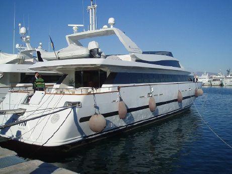 1999 Baglietto 35m S/702826