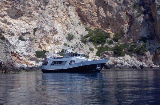 1994 Super Calafuria By Catarsi Schipping Custom Long Range Trawler