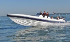 2012 Hydromax Luxury Offshore Rib 11M