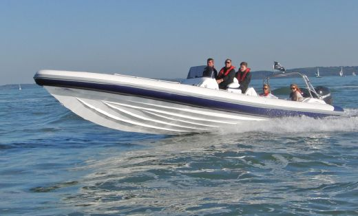 2012 Hydromax Luxury Offshore Rib 11M