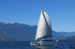 2011 Custom Lidgard 50 Catamaran