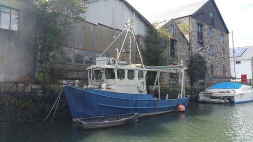 1980 Steel Trawler