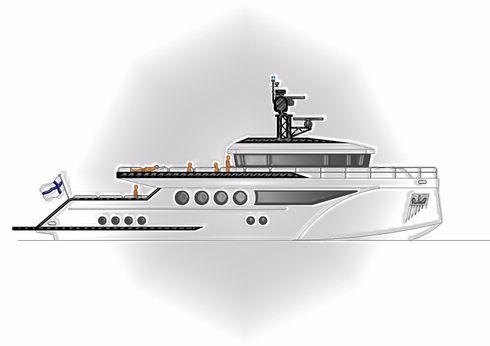 2017 Brizo Yachts 85 Fly